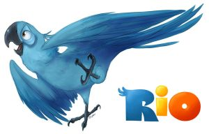 RIO::. Blu by TV-SHOW