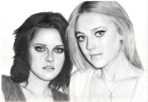 Kristen and Dakota by Karina2834