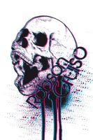 RobsonCruisoSkull iPhone by RobsonCruiso