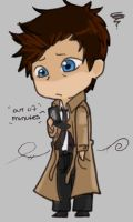 Ran out of minutes by Supernatural-Fox