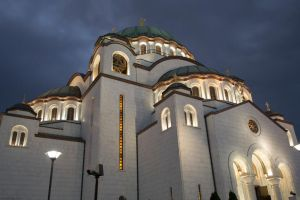 Beograd - St Sava  - Paul Gheorghe by ashesofpain