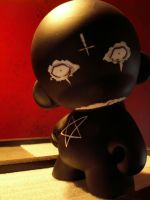 munny the satanist by bloodlustattoo