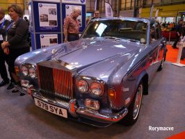 1975 Rolls Royce Silver Shadow by The-Transport-Guild