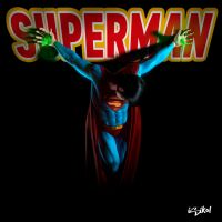 SUPERMAN CRUCIFIXION by isikol