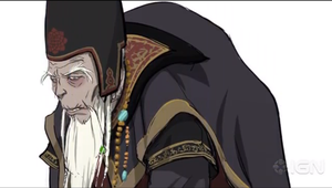 Villain in Legend of Korra video game by worldends4me