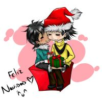 Santa Secreto :33 by TaddaTrollLol