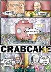 Crabcake 2 - Page 1 by Metal-Truncator