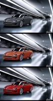 Jaguar XKR by GoodieDesign