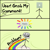 Grab My Comment by MarzEz