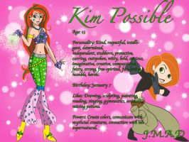 The Mystical Squad. Kim Possible by MaggiesHeartLove