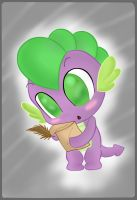 .:Spike:. by Lord-Hon