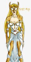 Redesign: She-Ra full by persephohi