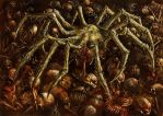 Bad Planet Spider by Dave-Kendall