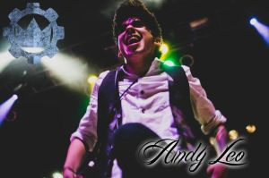 Andy Leo Crown The Empire Wallpaper by EchelonMars14