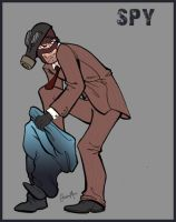 TF2 Spy by Liabra