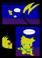 Corrupted Soul Page 16 by Pikacshu