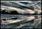 Cold Winter Evenings by FramedByNature