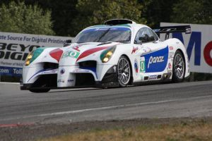 Panoz Abruzzi coming by 914four