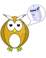 Dr. Whooo? by jcastick