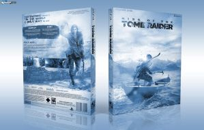 Rise of The Tomb Raider Box Art Cover by irancover