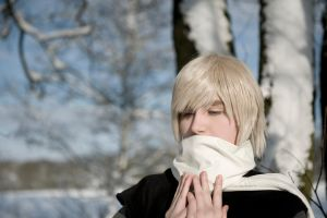 APH Russia - Feeling cold by ScarletProductions