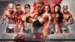 Wwe 2k15 Wallpaper by AccidentalArtist6511