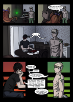 Under the Skin: Page 6 by ColacatintheHat