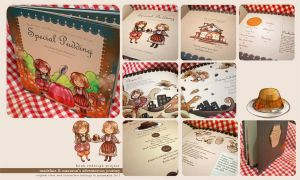 Story Recipe Book by kagurafuuko