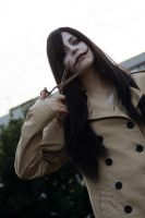 Japanese urban legends: Kuchisake Onna by Ascendead--Master