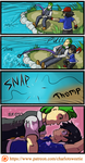 Cafemochashipping - Fishing trip by charlot-sweetie