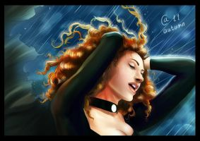 Siryn by Autumn-Sacura