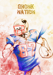 GronkNation - Patriots AFC Champ by FlyingSkyCrown