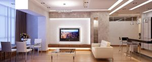 apartment living by tokhtaev