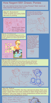 Pony Tutorial by Nagem1891