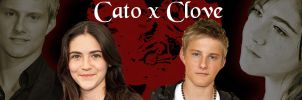 Cato and Clove's Banner by LeMeNe