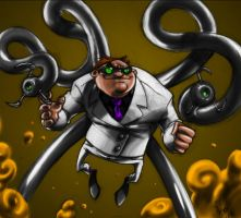 Doc Ock by LioNeL-K
