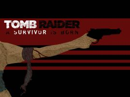 Tomb Raider Gun Shooter by quintajo