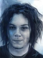Jack White by HesterTatnell