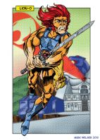 Lion-O by markwelser
