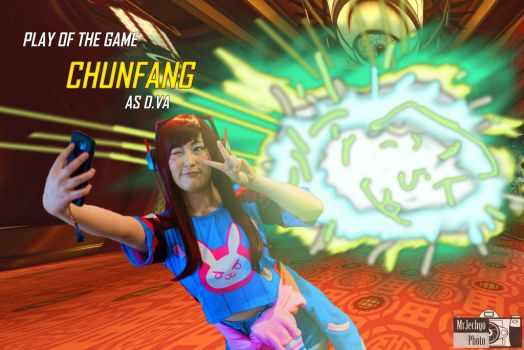 Fun with Photos - D.va by MrJechgo