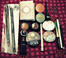My new makeup stock i bought! by lovefreek