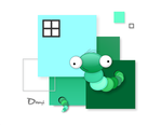 Tobby the worm by Aiwalabamba