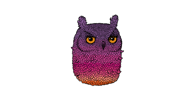 Owl Design by gavwoodhouse