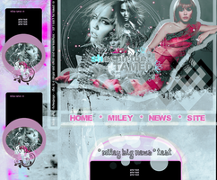 Miley-Cyrus Header-1 by cupcake-graphics