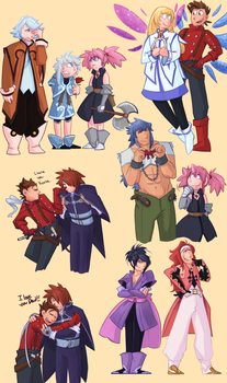 Symphonia Sketches by Loopy-Lupe