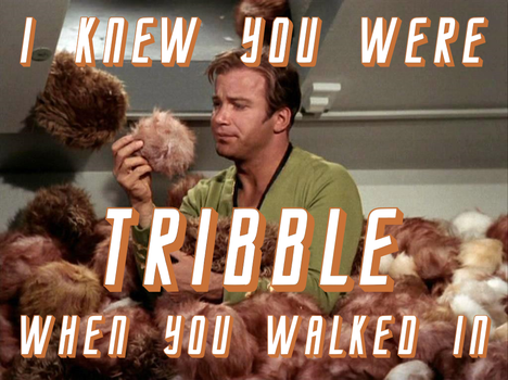 Tribble Valentine by MaidenofIron157