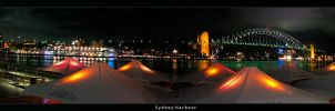 Sydney Harbour by satnitefever