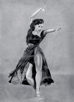 Cyd Charisse by depoi