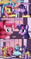 Pinkie's Present by Solar-Slash