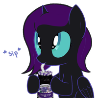 Nyx drinking that jelly.. #56 by AdamIrvine